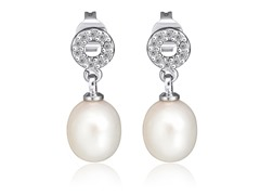 Vogue Pearls Ferry Earrings