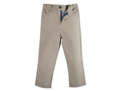 B&T Khaki Twill Pants (3/6M-3T)
