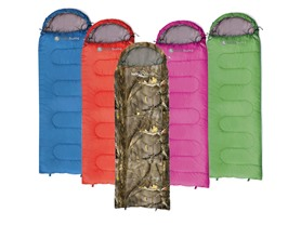 Lucky Bums Sleeping Bags - Your Choice