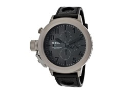 U-Boat Men's Flightdeck Chrono. - Dark