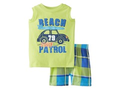 Beach Short Set (12-24M)