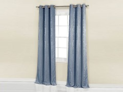 Parson Grommet Thermal Panels S/2-Blue