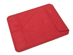 "Microsuede Sleeve for 10"" Tablets - Red"