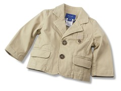 Infant Twill Blazer