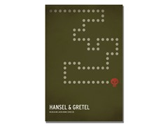Hansel & Gretel - 2 Sizes