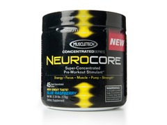 MuscleTech NeuroCore Blue Raspberry 45sv