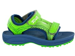 Psyclone 3 Sandal - Green (4,5,12)