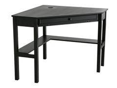 SEI Sasha Corner Computer Desk