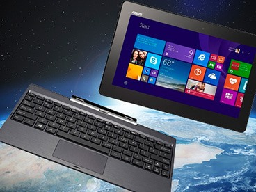 "Asus Transformer Book 10.1"" 2-in-1 Laptop"