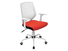 Lumisource Network Office Chair Red