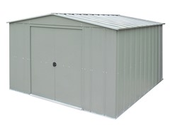 Spacemaker 10' x 11' Steel Shed