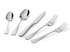 18/10 20pc Flatware Set-Blaine