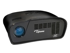 WVGA 100 Lumen LED Projector