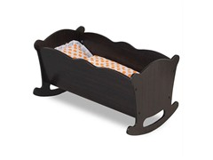 Lil' Doll Cradle w/Bedding