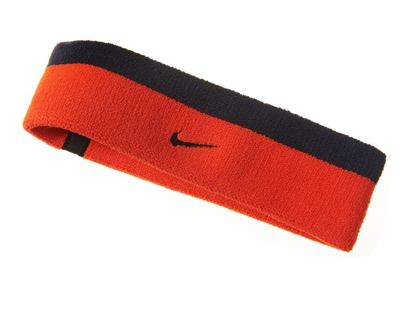 Premier 20 Headband Orange Black