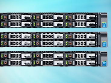 Dell PowerEdge Intel Xeon Servers