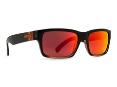 Fulton - Black/Orange