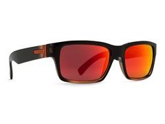 Fulton - Black/Orange