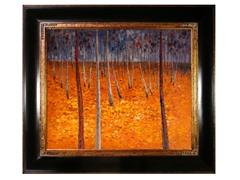 Klimt - Beech Forest I : 24X20