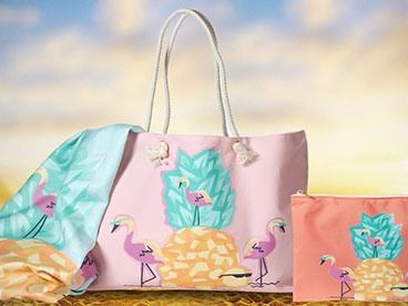 Beautiful Beach Day Accessories!