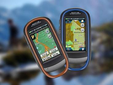 Magellan eXplorist Handheld GPS