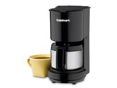 Cuisinart 4-Cup Coffeemaker - Black