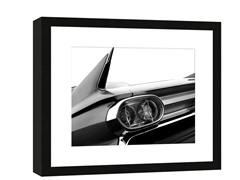 Framed '61 Cadillac