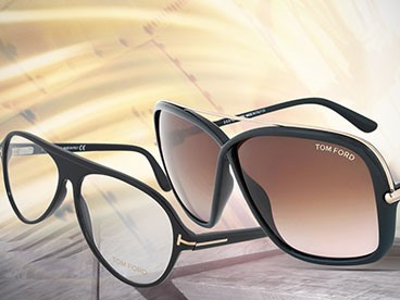 Tom Ford Sunglasses and Opticals