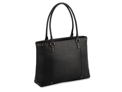 "15.6"" Ladies' Leather Laptop Tote"