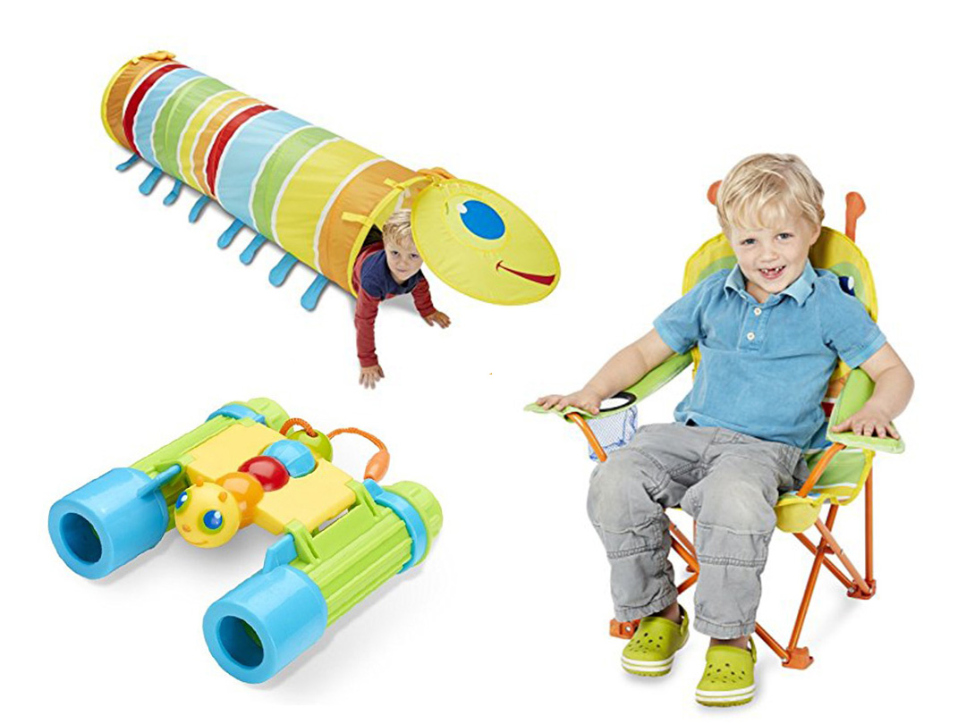 Melissa & Doug 3-Piece Giddy Buggy Bundle