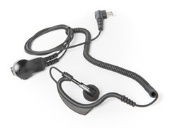 G31 Ear Hook w/Lapel Microphone