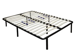 Wood Slat Platform Base/Frame (2 Sizes)