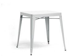 French Industrial Modern Dining Table