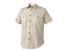 Dakota Grizzly Brock Shirt - Birch