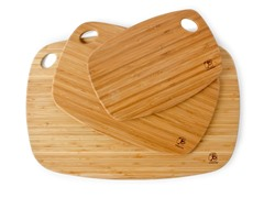 Totally Bamboo Set of 3 Cutting Boards