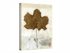 Golden Leaf - Wrapped Canvas (3 Sizes)