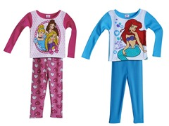 Disney Princess 4-Piece Set (2T-3T)