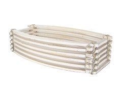 Curved Country Basket Carrier
