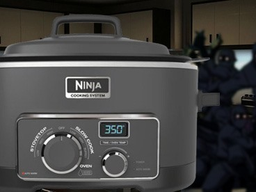 Ninjas For Your Kitchen