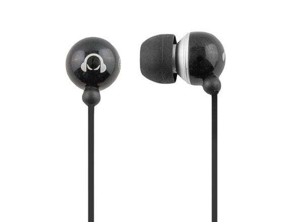 GearBuds Noise Reducing Stereo In-Ear Headphones - 4 Pack CE23654A