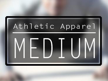 Men's Medium Athletic Apparel