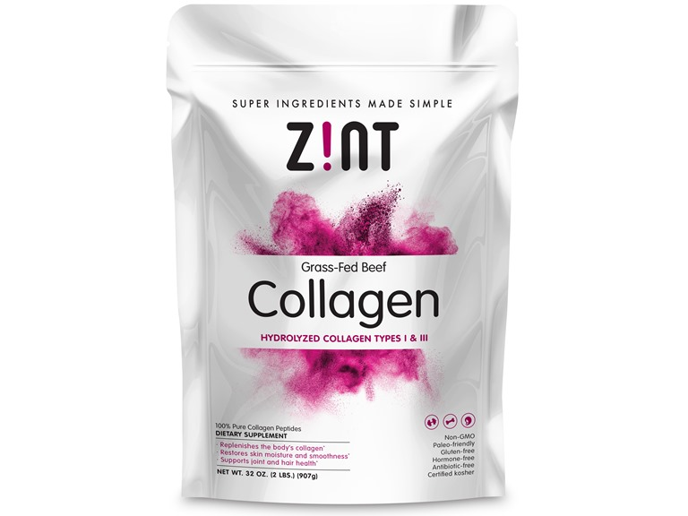 Zint Premium Collagen Peptides (32oz)