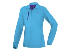 Fila Softshell Jacket - Ocean Blue
