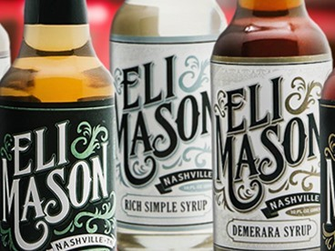 Eli Mason Cocktail Mixers