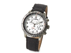 Timex T49824 Men's White Expedition Military Watch