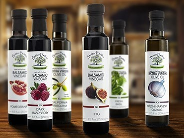 Sutter Buttes Oil and Vinegar