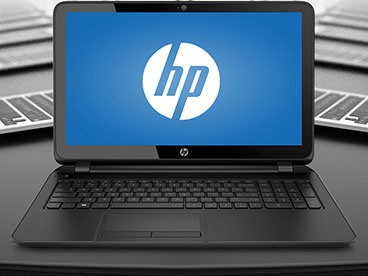 "HP 15.6"" AMD A8 Touch Screen Laptop"