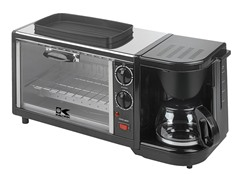 Kalorik 3-in-1 Coffee Maker/Oven/Griddle