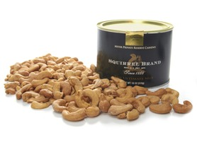 Private Reserve Cashews-18oz. Tin