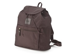 X Travel Backpack - Brown